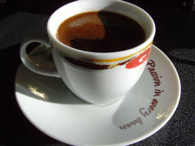 Maatouk coffee cup